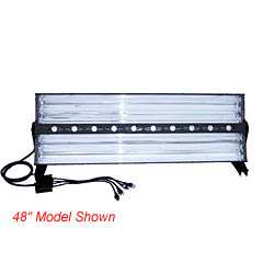 CV LED T5hood - Coralvue T5 / LED Fixtures In Stock Now!