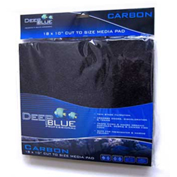 Deep Blue Activated Carbon Pad 18x10