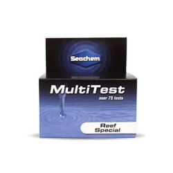 Seachem Reef Special Test Kit