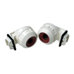 German Waterproof T5 End Cap - Pair