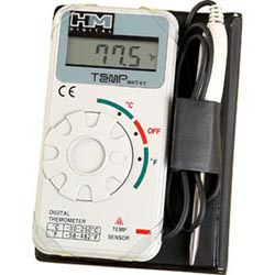 Digital Thermometer (with Case)