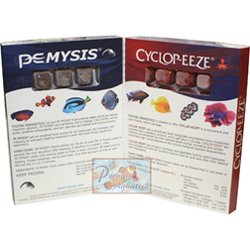 PE MYSIS + CYCLOP-EEZE Twin Pack 4 oz cubes