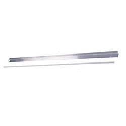 6 Foot rail & threaded push rod
