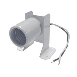 Mogule Halide socket and bracket