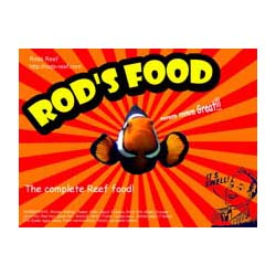 Rod's Complete Reef Frozen Food Flat - approx 6 oz