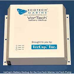 vor battery - IceCap Vortech Battery Bacukp Closeout!