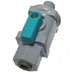 Ball Valve - 1/4 Mur-lok x 1/4 Male NPTF inches