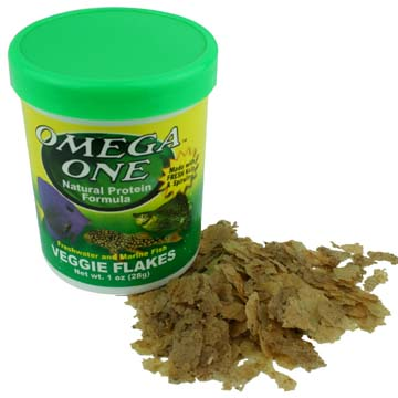 Omega One Spirulina Flake 1 oz