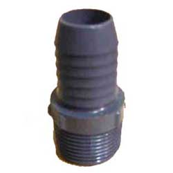 Male Adaptor Mipt x Reducing Insert 1/2