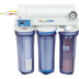 CSPDI 90 GPD 4 Stage RO/DI System with Manual Membrane Flush