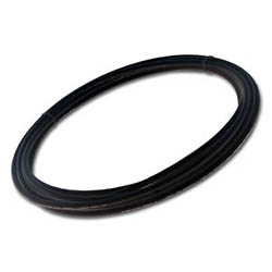 SpectraPure 1/4in Black Tubing - per foot