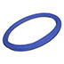 SpectraPure 3/8in Blue Tubing - per foot