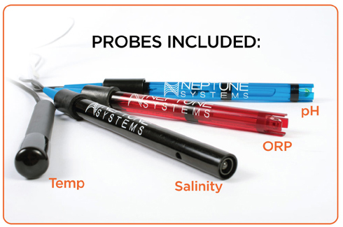 Neptune Systems Apex probes